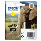 Epson Originele Epson nummer 24 cartridge geel C13T24244010 C13T24244012