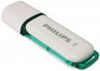 Philips Witte 8GB USB stick Philips Snow 2.0 FM08FD70B FM08FD70B/00