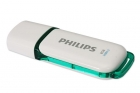 Philips Witte 8GB USB stick Philips Snow 3.0 FM08FD75B